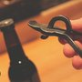Leaning Barn Iron Works Hand Forged Bottle Opener - Leaning Barn Iron Works
