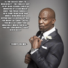 Terry Crews on his refusal of being typecasted - Imgur