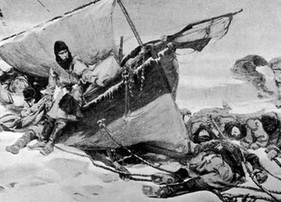 BBC News - Sir John Franklin: Fabled Arctic ship found