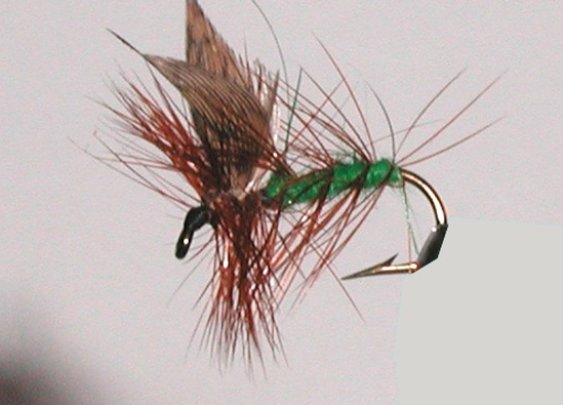 Dry Trout Fly Patterns | Chucking Fluff