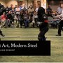 Longpoint, A Historical European Martial Arts Event Featuring Longsword Competitions