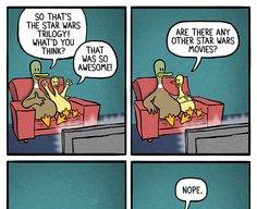 Star Wars Denial   Fowl Language Comics