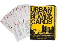 FREE Urban Survival Playing Cards