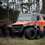 Avtoros Shaman 8x8 All-Terrain Vehicle @ HiConsumption