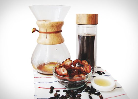 Maple Bacon Smoked Coffee | Uncrate