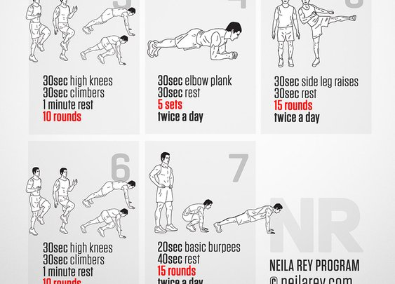 Micro HIIT (Workout program)