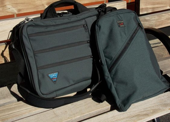 Tom Bihn Daylight Backpack Review - Loaded Pocketz