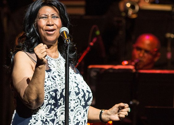 Aretha Franklin Shares Fiery Adele Cover | Rolling Stone