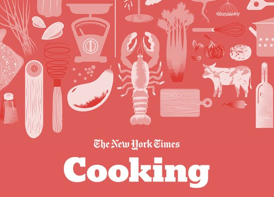 NYT Cooking 16,000 Recipes