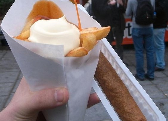 French Fries Around the World | Mental Floss