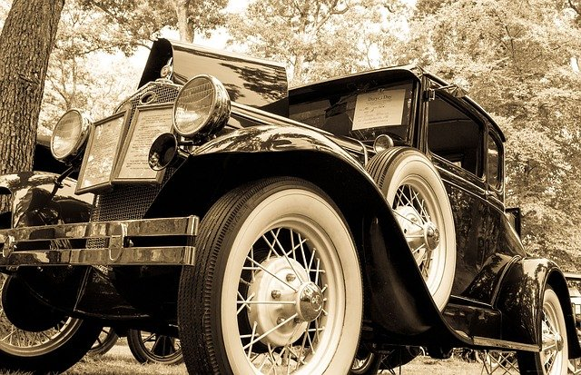Points to Consider When Buying a Classic Car