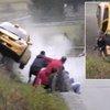 2014 Jolly Rally Crash