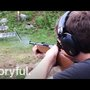 Playing The Star-Spangled Banner with a Gun: www.MusicalTargets.com - YouTube