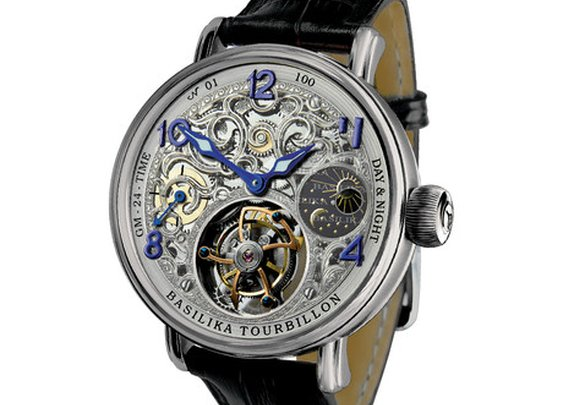 Imagination Tourbillon (Silver) - Poljot-International - TouchOfModern