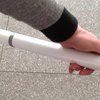 This 'air umbrella' is amazing and amazingly pointless