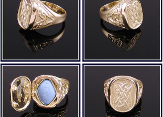 Viagra Secret Stash Ring   StashVault