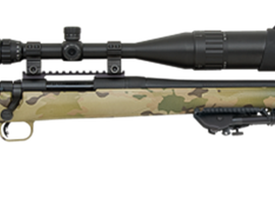 Mossberg ATR™ NIGHT TRAIN™ 27204 .308 Bolt Action Review | Gears of Guns
