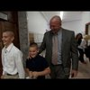 Detective goes from man's man to family man
