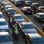 Motorcycle lane splitting: Better for riders, better for drivers, and safer than sitting in traffic