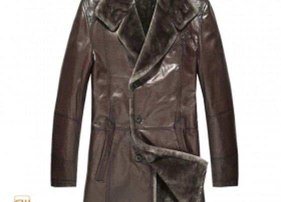 Custom Sheepskin Coats Jackets | Gentlemint