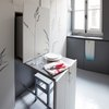 Ingenious use of space turns tiny Paris room into functional apartment