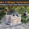 Build a Biogas Generator to Produce Your Own Natural Gas From Your Own Waste - LivingGreenAndFrugally.com