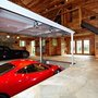 Ultimate man cave and sports car showcase - Traditional - Garage And Shed - new york - by TR Building & Remodeling Inc.