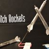 How to Make a Match Rocket - YouTube