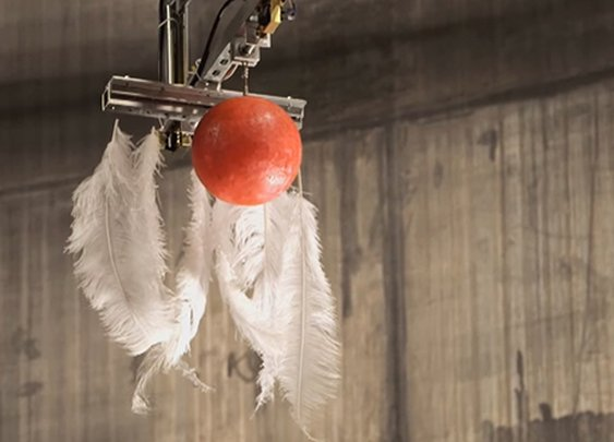 Dropping Objects in World's Largest Vacuum Chamber   WIRED