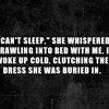 2-Sentence Horror Stories