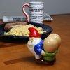 The Mooning Gnome Salt & Pepper Shaker Set