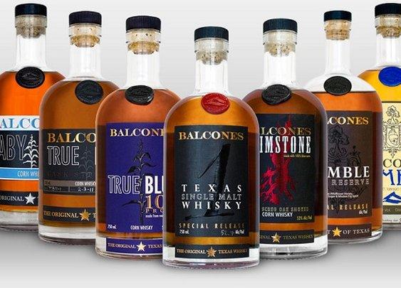 Balcones Whiskey from Texas - Men's Gear