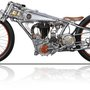 The Motorbike art of Chicara Nagata