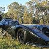 Australian Man Builds Authentic Batmobile and Visits Sick Children
