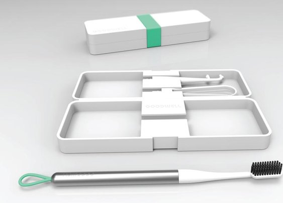 Goodwell: Open Source Modern Toothbrush    Crowd Supply
