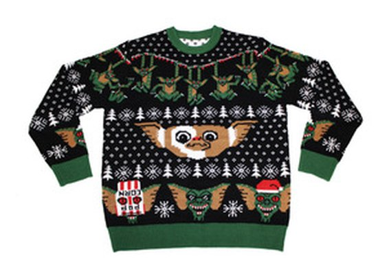 Gremlins Knit Sweater