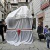 Napoli, folla e festa per il restauro della Statua del Nilo - 1 di 1 - Napoli - Repubblica.it
