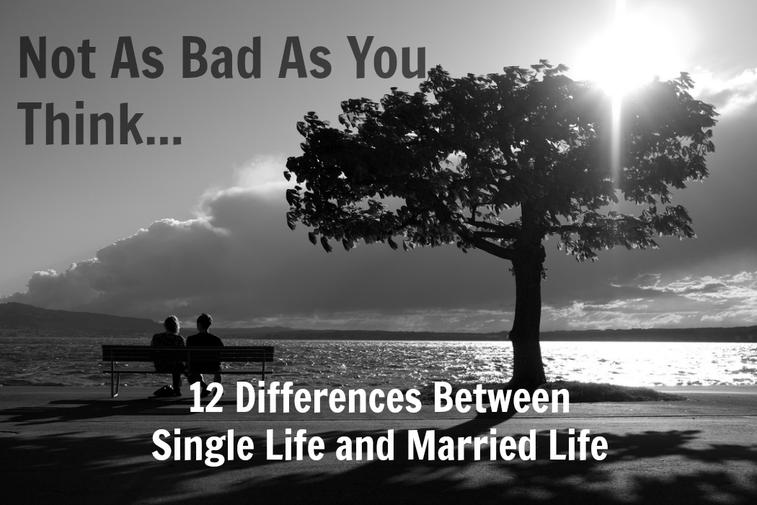 differences between married and single life A: the difference between the amount of income tax withheld for single versus  married persons in the united states depends on the amount of.