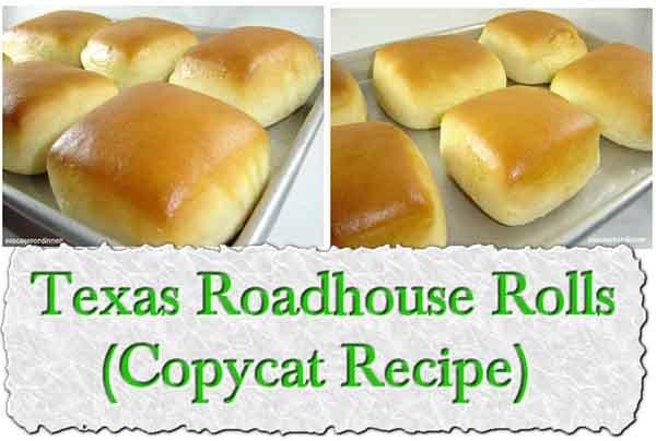 Texas Roadhouse Rolls (Copycat Recipe) - LivingGreenAndFrugally.com
