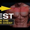 """How to get a BIGGER UPPER CHEST - The """"Ultimate Chest Exercise"""" - YouTube"""