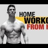 HOME WORKOUT FROM HELL - 5 Killer Home Exercises !!! - YouTube