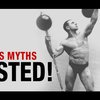 Top 10 Workout Myths - BUSTED!! (How Many Did You Believe?) - YouTube