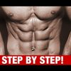 How to Get a Six Pack - ULTIMATE STEP BY STEP GUIDE!! - YouTube