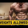 Home Chest Workout (NO WEIGHTS ALLOWED!!) - YouTube