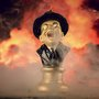 A Candle Based on Gestapo Agent Toht's Gory Face-Melting Scene From 'Indiana Jones and the Raiders of the Lost Ark'
