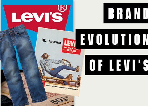 The History Of Levi's Advertising In Three Minutes  | Fast Company | Business + Innovation