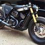 Custom Harley Street 750 | Cyril Huze Post