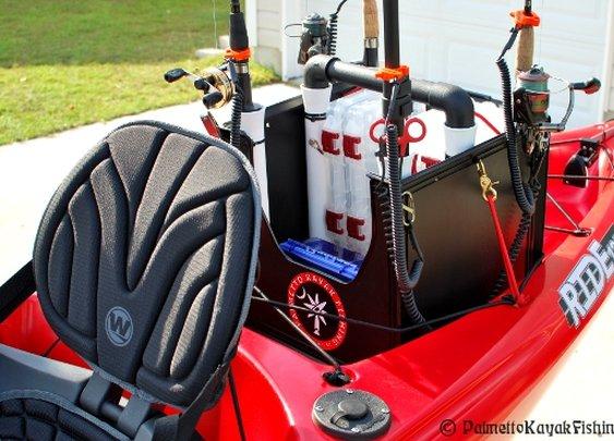 Ultimate DIY Kayak Crate