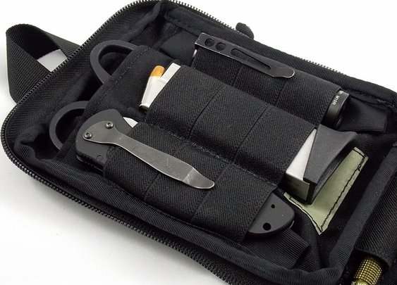 THE-E Pocket Organizer Review - Loaded Pocketz