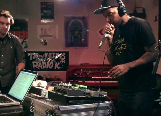Marijuana Deathsquads - Full Performance (Live on Radio K) - YouTube
